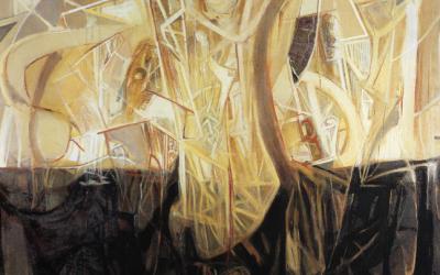 Giacomo Soffiantino – Il pensiero prende il posto della realtà